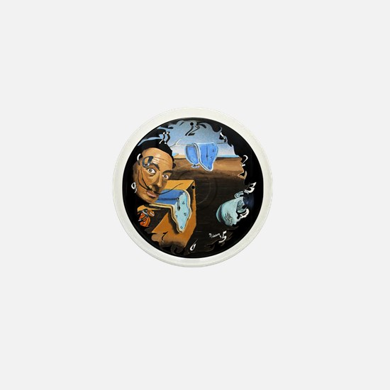 Dali! on Vinyl Mini Button