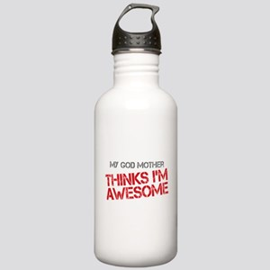 God Mother Awesome Stainless Water Bottle 1.0L