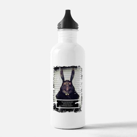 Evil Easter Bunny Rabbit SOLO Water Bottle