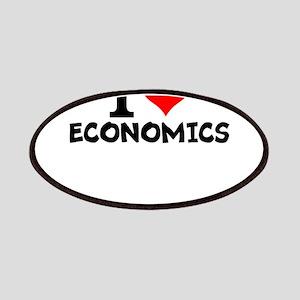 I Love Economics Patch