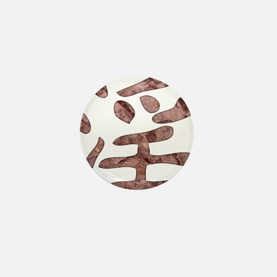 Kanji - obscene Mini Button