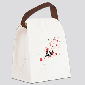 The Sopranos presents Cleaver Canvas Lunch Bag