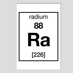 Radium Postcards (Package of 8)
