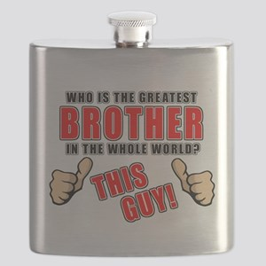 GREATEST BROTHER Flask