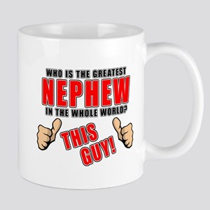 GREATEST NEPHEW Mug