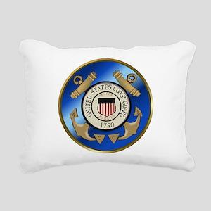 CoastGuard2 Rectangular Canvas Pillow