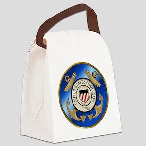 CoastGuard2 Canvas Lunch Bag