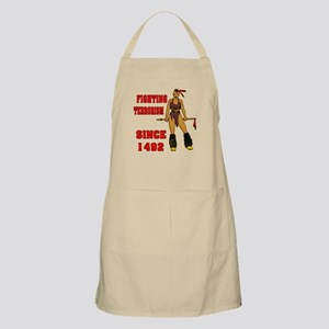 Fighting Terrorism Since 1492 Apron