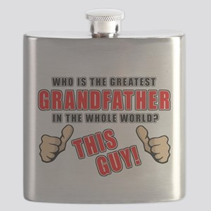 GREATEST GRANDFATHER Flask