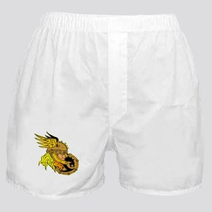 Viking Warrior & Shield Boxer Shorts