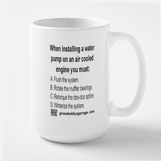 Water Pump? Mugs