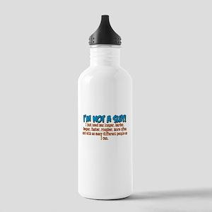 Not A Slut Water Bottle