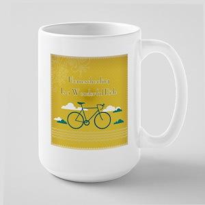 Homeschooling Wonderful Ride Mugs