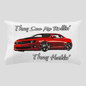 Rollin Pillow Case
