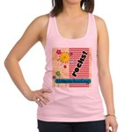 Homeschooling Rocks Racerback Tank Top