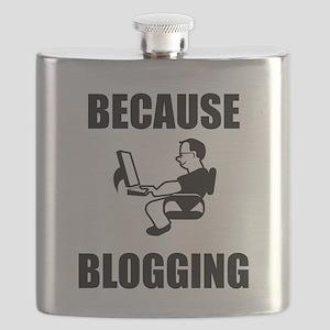 Because Blogging Flask
