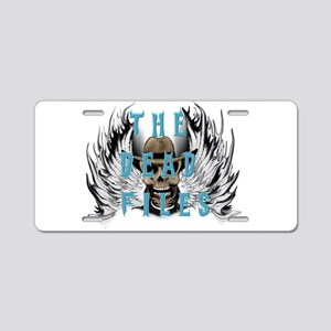 The Dead Files Aluminum License Plate