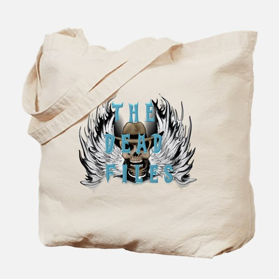 The Dead Files Tote Bag