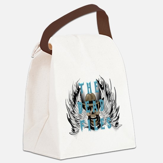 The Dead Files Canvas Lunch Bag