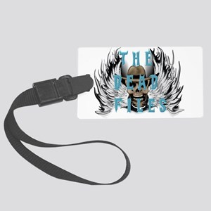 The Dead Files Luggage Tag