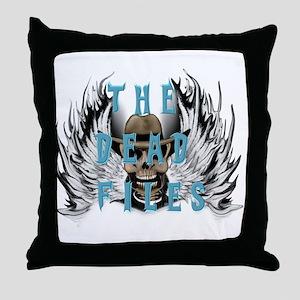 The Dead Files Throw Pillow