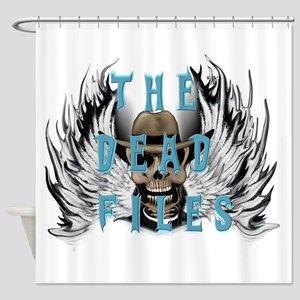 The Dead Files Shower Curtain