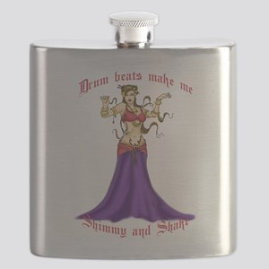 Shimmy and Shake Flask