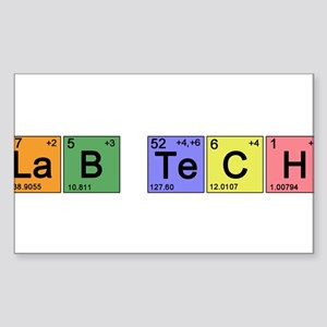 LaB TeCH color copy Sticker