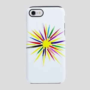 Candy Waters Autism Artist iPhone 7 Tough Case