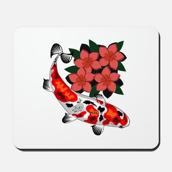 KOI BLISS Mousepad