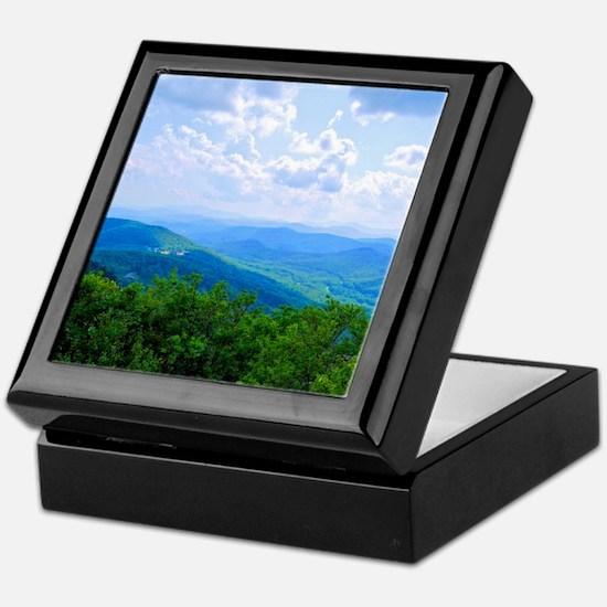 Grandfather Blue Mountain XXX Keepsake Box
