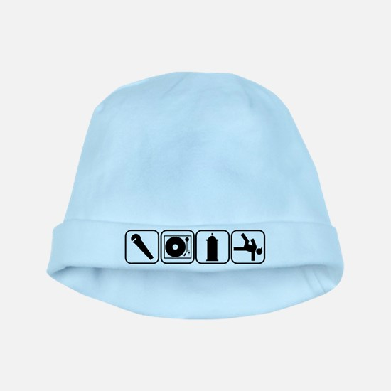 Elements of Hip Hop baby hat
