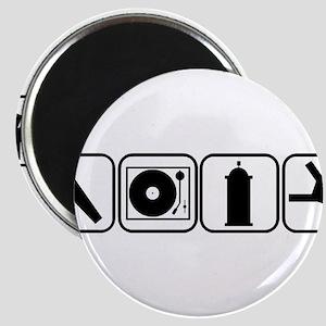Elements of Hip Hop Magnets