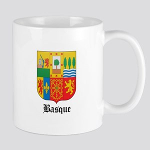 Basquan Coat of Arms Seal Mugs