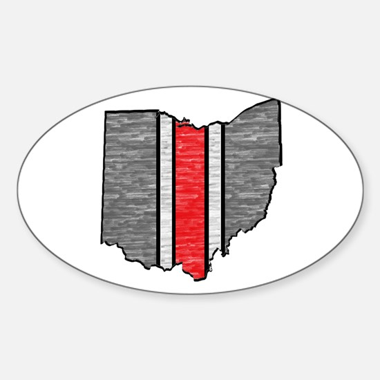 FOR OHIO Decal