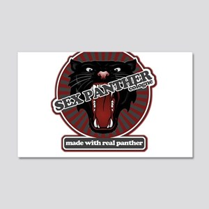 Sex Panther Wall Decal