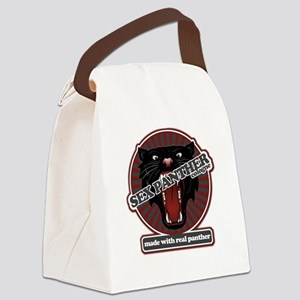 Sex Panther Canvas Lunch Bag