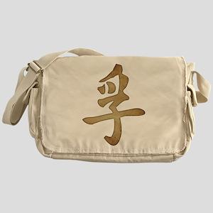 Kanji - Truth Messenger Bag