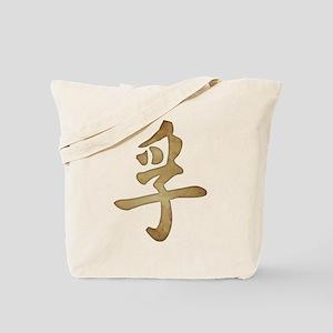 Kanji - Truth Tote Bag