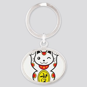 Lucky Cat Keychains