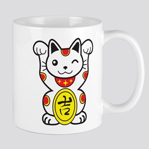 Lucky Cat Mugs
