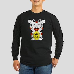 Lucky Cat Long Sleeve T-Shirt