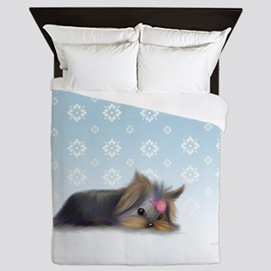 The little thinker Queen Duvet