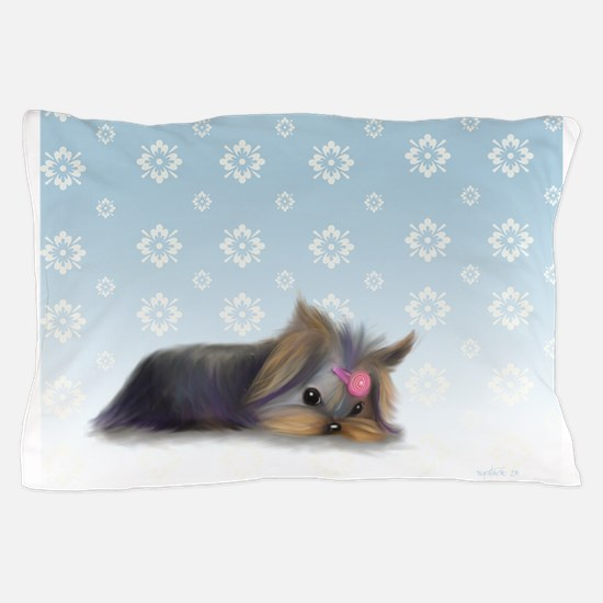 The little thinker Pillow Case
