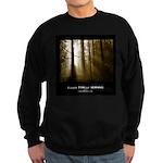 Foggy Forest Morning - Sweatshirt (dark)