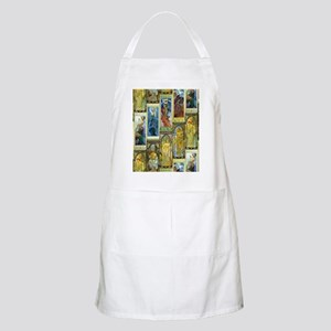 Mucha's Night and Day Apron