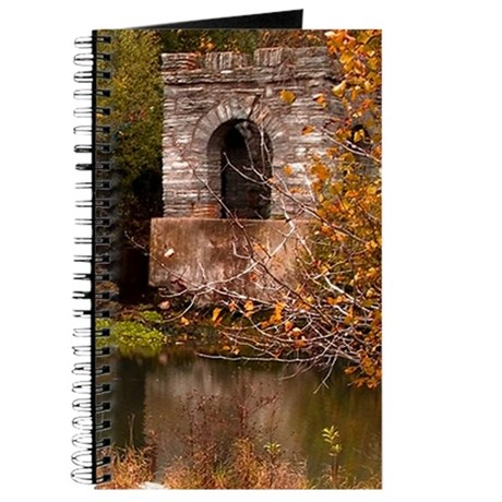 Coldwater Springhouse In Fall Journal