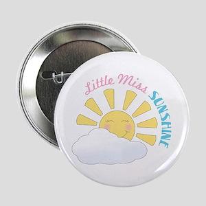 "Little Miss Sunshine 2.25"" Button"
