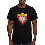 Poland Metallic Shield T-Shirt