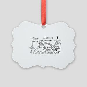 emblemsblack Ornament